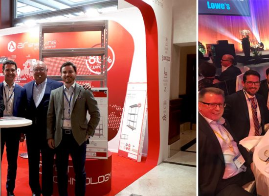 AR-Shelving presente en Global DIY Summit