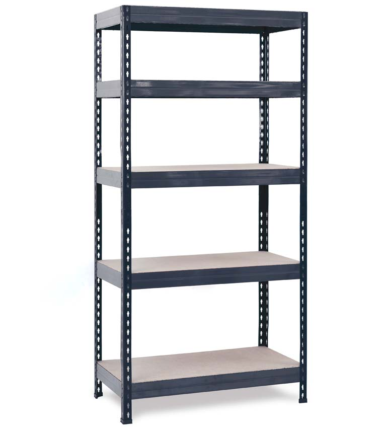 Stabil Classic shelving 90x45 grey anthracite